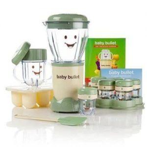 Magic Bullet Baby Food Blender - 20 Piece Set discountshub