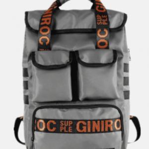 Men Women Sports Nylon Waterproof Large Capacity Travel Backpack discountshub