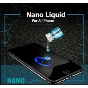 Nano Hi-tech Invisible Liquid Glass Screen Protector discountshub