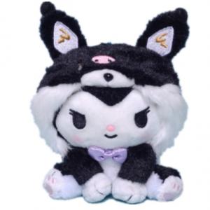 New Kawaii Plush Toy Cinnamoroll My Melody Kuromi Doll Cosplay Shiba Inu Dog Series Soft Plush Toy for Girls Birthday Gifts discountshub