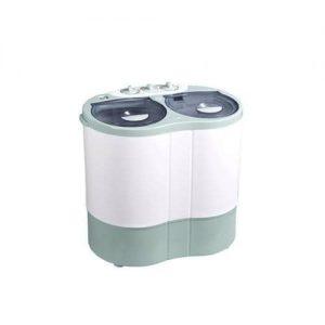 Polystar 5.7kg Twin Tub Washing Machine Pv-wd5.7k -3kg wash- 2.7kg spin discountshub