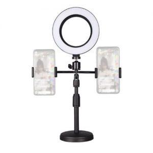 Tripod Fill Light - 3 In 1 - 360 Degree Rotation discountshub