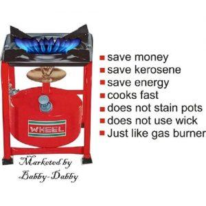 Wheel Pressure Kerosene Stove discountshub