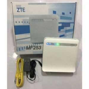 ZTE Wireless Broadband CPE LTE Router For All Network discountshub